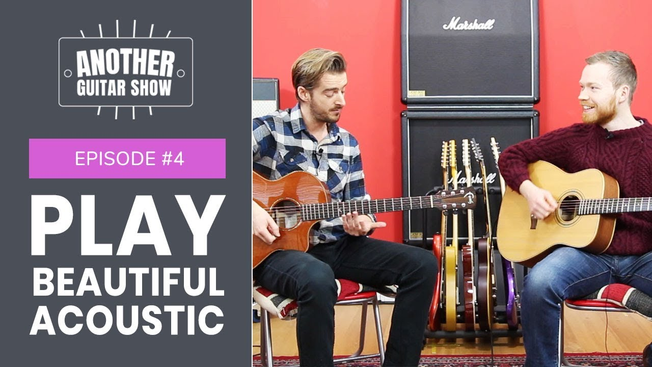Another Guitar Show Episode #4 // How To Solo On The Acoustic Guitar