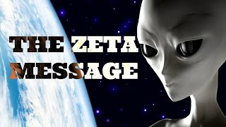 The Zeta Message with Judy Carroll and Bernard Alvarez