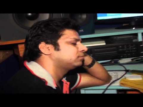 Javed Ali Records Song For 'Future To Bright Hai Ji'
