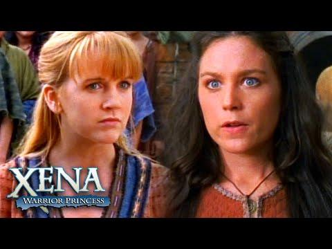 A Real Warrior Never Gives Up | Xena: Warrior Princess