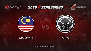 Malaysia vs Execration, game 1