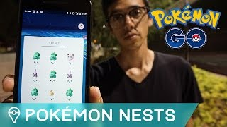 HOW TO FIND RARE POKÉMON NESTS IN POKÉMON GO by Trainer Tips