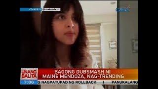 Video Bagong dubsmash ni Maine Mendoza, nag-trending MP3, 3GP, MP4, WEBM, AVI, FLV Agustus 2018
