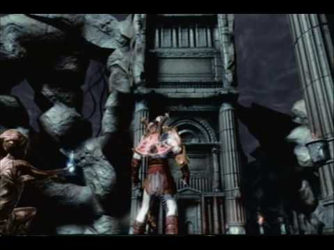 God Of War III : Chaos Difficulty : Realm of Hades : Part 4 of 11 : Campaign Walkthrough Video 8 :