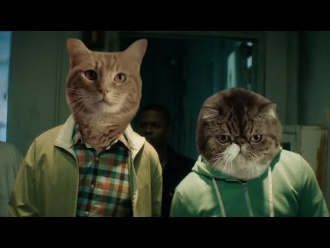 Keanu ('Kitten, Please' Spoof Trailer)