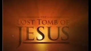 القبر المفقود ليسوع  وكامل  The Lost tomb of Jesus    SECRET BIBLE RELIGION HISTORY DOCUMENTARY
