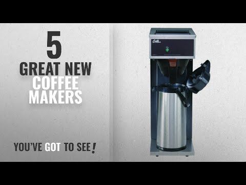 Top 10 Wilbur Curtis Coffee Makers [2018]: Wilbur Curtis Commercial Pourover Coffee Brewer 2.2L