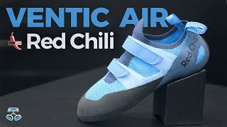 Red Chili Ventic Air - climbing shoes 2019 by WeighMyRack