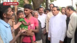 Jaffna Sri Lanka  city pictures gallery : Sri lankan President Met jaffna People