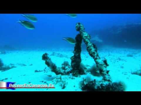 Isla de La Graciosa - Veril de las anclas - LANDIVE.ES