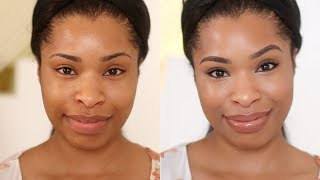"Hey my lovelies! I wanted to share with you one of my (many) natural makeup looks, as well as my excitement in whittling the routine down to 5 minutes! Which means I can use it on the days that I'm on the go, but still want to look gorgeous! Hope you enjoy! :) x .:: SHOP THE LOOK ::.{Location specific links on my blog: http://shirleyswardrobe.com/2017/06/get-gorgeous-in-5-minutes/}~ Face ~BECCA Poreless Priming Perfector http://bit.ly/2sWOlsFMAKE UP FOR EVER Ultra HD Foundation ""Y435"" http://bit.ly/2rEAbs0MAC Fix + http://bit.ly/2sWw9Q9 ZOEVA Graphic Brows ""Bistre"" http://bit.ly/2rYk0VONARS Natural Radiance Creamy Concealer  ""Caramel"" http://bit.ly/2sWpNA8MAKE UP FOR EVER Pro Finish Powder ""168"" http://bit.ly/2rF3oTuMAC Studio Sculpt Defining Powder ""Delphic"" LE http://bit.ly/2tvSh0H #similar}BECCA Shimmering Skin Perfector ""Opal"" http://bit.ly/2tvGy1XMAC Sheertone Blush ""Peaches"" http://bit.ly/2sWwdix~ Eyes ~MAC Fluidline ""Dipdown"" http://bit.ly/2sSXNfQANASTASIA BEVERLY HILLS Modern Renaissance Palette ""Burnt Orange""; ""Realgar"" http://bit.ly/2tvRKvPSHISEIDO Eyeliner Pencil ""Black"" http://bit.ly/2oqnQXyCHARLOTTE TILBURY Legendary Lashes ""Black Vinyl""http://bit.ly/2tvXbuF~ Lips ~BLACK UP Jumbo Lip Pencil ""JUM 03""CHARLOTTE TILBURY Lipstick ""Penelope Pink"" http://bit.ly/2rF72NbMAC Lip Glass ""Please Me"" http://bit.ly/2sYg8IL.:: SOCIALS ::.BLOG :: http://www.shirleyswardrobe.comVLOG CHANNEL :: http://www.youtube.com/lifeofaneniangINSTAGRAM :: http://www.instagram.com/ShirleyBEniangTWITTER :: http://www.twitter.com/ShirleyBEniangFACEBOOK :: http://www.facebook.com/shirley.b.eniangTUMBLR :: http://www.shirleybeniang.tumblr.com/SNAPCHAT :: ""shirleybeniang"".:: BUSINESS/GENERAL CONTACT ::.For enquiries, to work with me or sponsor a video on my channel, contact: info@shirleyswardrobe.com"