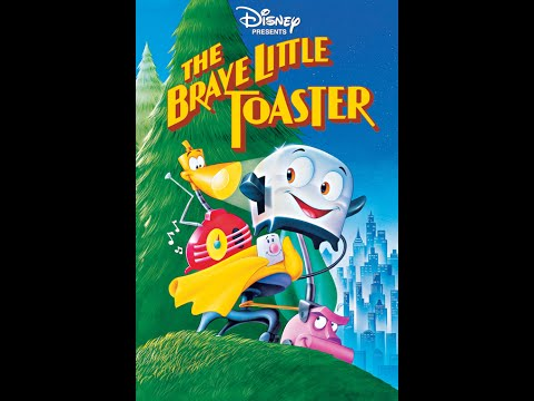 Opening to The Brave Little Toaster 1994 VHS [True HQ]
