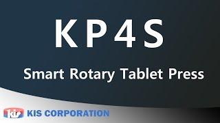 video thumbnail Smart Rotary Tablet Press Machine KP4 youtube
