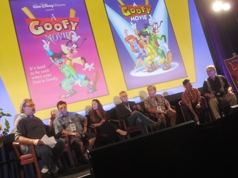 FULL: Goofy Movie 20th Anniversary Reunion Panel At The #D23EXPO