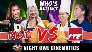 Video NOC vs ITE: Who's better? MP3, 3GP, MP4, WEBM, AVI, FLV Juli 2018