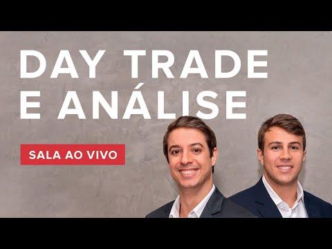 DAY TRADE E ANÁLISE l SALA AO VIVO com Lucas e Otto - 11/08