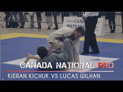 CANADA NATIONAL PRO OTTAWA - BJJ - KIERAN KICHUK VS LUCAS WILHAM
