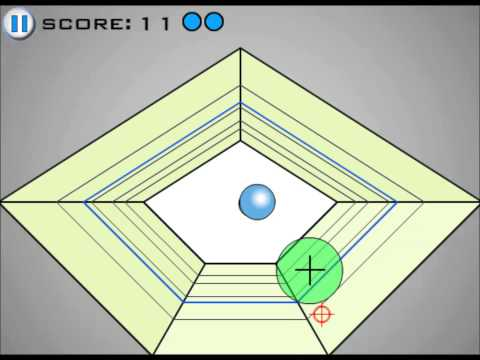 Video of Tunnel Pong 3D - Action Game