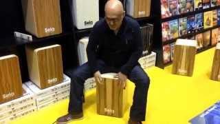 Hakim Ludin - CaSela Pro Satin Nut