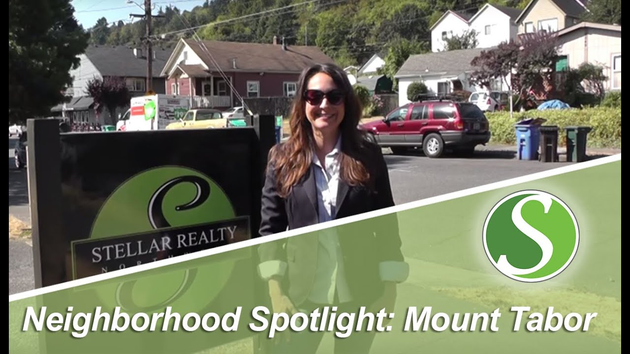 Check Out the Mount Tabor Neighborhood