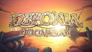 Обложка к комментарию к видео для Deponia Doomsday