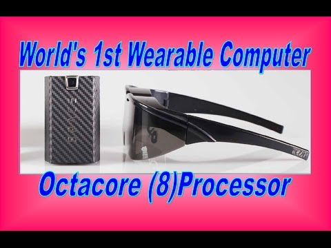 World Space Computer & LUMINA GLASSES, 1st Wearable Computer by Worldl Global Network