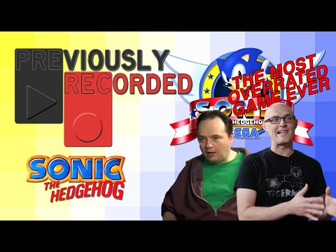Ever - Is Sonic the Hedgehog the most overrated game ever in the history of our lives? Does asking these kind of questions make you want to: Like, Subscribe, Thumbs Up, Retweet this video? LET'S FIND OUT!!!