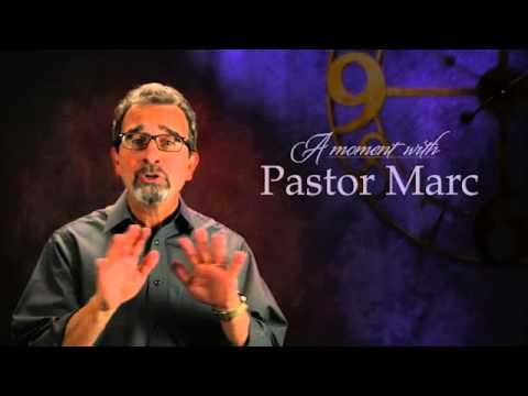 "A Moment with Pastor Marc #27<br /><strong>""Doubt""</strong>"