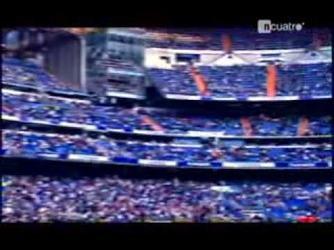Despedida del Real Madrid