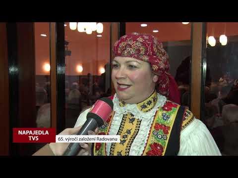 TVS: Týden na Slovácku 1. 11. 2018