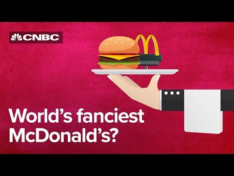 The World's Fanciest McDonald's Restaurant