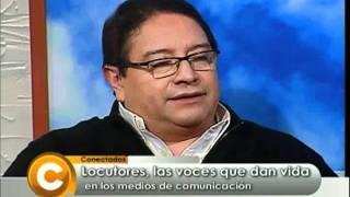 Fernando Solis y Veronica Ferrada   Conecta2 TV Chile