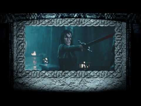Underworld Rise of the Lycans  Blu Ray Menu