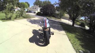 2. Custom 2007 Triumph Thruxton For Sale SLC Utah