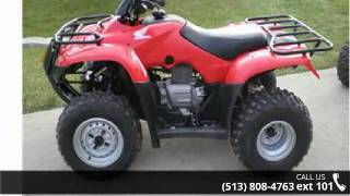 4. 2012 Honda TRX250TEC FT RECON ES  - King's Kustoms  - Bat...