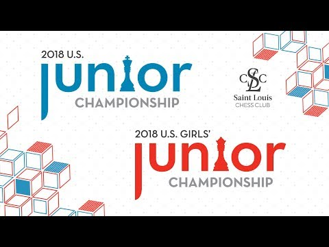 2018 U.S. Junior/Girls' Junior Championships - Round 9
