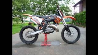 4. KTM 125 SX 2009