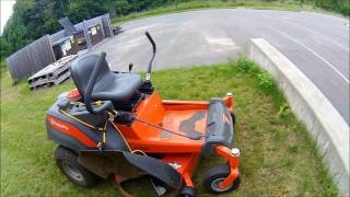 1. Husqvarna Z246 Zero Turn Mower