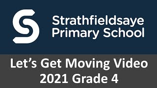 Let\'s Get Moving - Grade 4