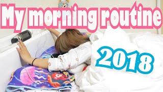 【だらけすぎ!】ぬーんのモーニングルーティーン〜my morning routine〜
