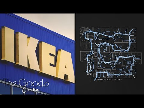 How IKEA Tricks You Into Buying More Stuff