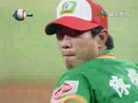 台灣棒球搞笑實錄...