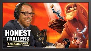 Video Lion King Director Reacts to Honest Trailer! - Honest Reactions w/ Rob Minkoff MP3, 3GP, MP4, WEBM, AVI, FLV Mei 2018