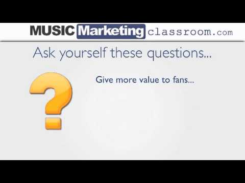 These 7 Questions Will Help You Plan Your Music Promotions