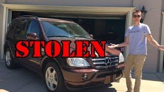 Video My Mercedes ML55 was STOLEN by a Really Stupid Thief. MP3, 3GP, MP4, WEBM, AVI, FLV Agustus 2018