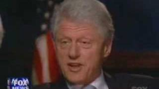 Bill Clinton Blames Others For 911