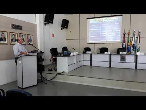Audiência Pública - Prestação de Contas Executivo 2017