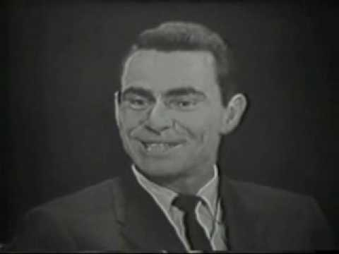 Network Awesome - Thu, Nov 29 Let's take a look at Rod Serling's amazing work today!
