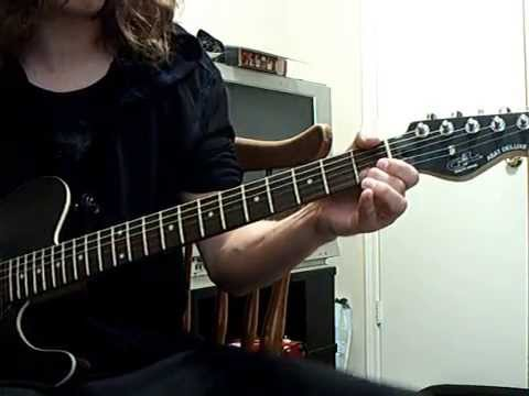 Scars On Broadway - Insane Guitar Cover
