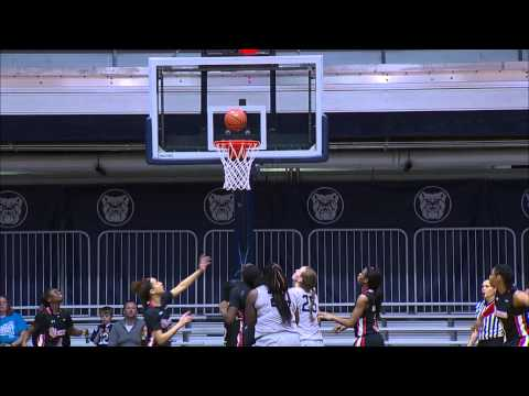 Butler Women's Basketball Highlights vs. St. John's